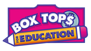 School Supplies = Box Tops!