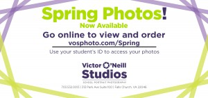 Spring Student Photos Now Online