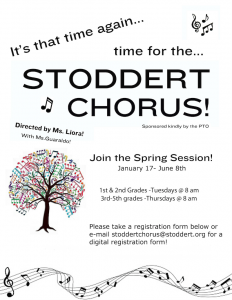 Join Spring Chorus + Pay Online