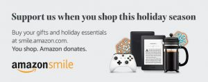 Remember To Use Amazon Smile On Black Friday & This Holiday Season