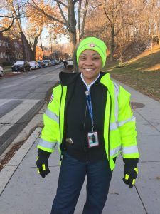 New Crossing Guard + Driving Reminders