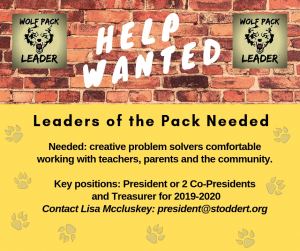 Help Wanted: Leaders of the Pack